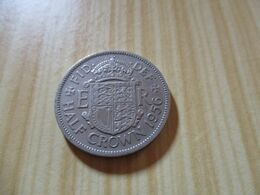 Grande Bretagne - Half Crown Elizabeth II 1956.N°565. - 1902-1971 : Monete Post-Vittoriane