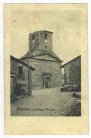 Frankreich Brieulles A.d. Maas Kirche Feldpost 1916 LIR 122 2. Landwehr-Division - Andere Gemeenten