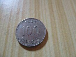 Corée Du Sud - 100 Won 1988.N°575. - Korea, South