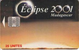 MDG-39 - Eclipse 2001 - Madagascar