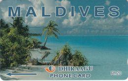 MAL-M-006A - Beach - 6MLDA - Maldives
