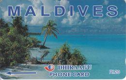 MAL-M-068A - Beach - 68MLDA - Maldives