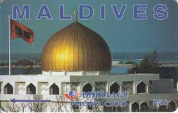 MAL-M-164C - Mosque - 164MLDC - Maldives
