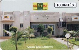 MAL-41a - Baco Djicorema Agency - SchlumbergerSema Logo - Mali