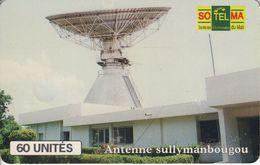 MAL-42 - Antennas - Schlumberger Logo - Mali