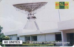 MAL-42a - Antennas - SchlumbergerSema Logo - Mali