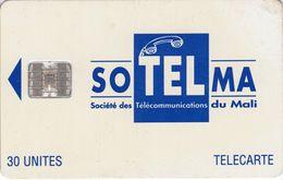 MAL-44a - Blue Logo - SchlumbergerSema Logo - Mali