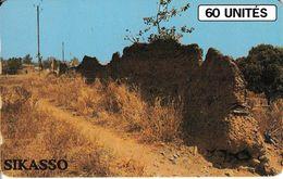 MAL-30 - Sikasso - Black Logo - Mali