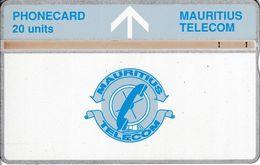 MAU-18 - Blue Upper Band - 407A - Maurice