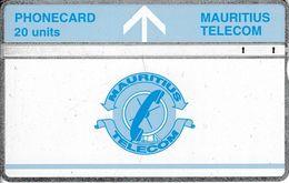 MAU-22a - Blue Upper Band And Blue Line - 502B - Maurice