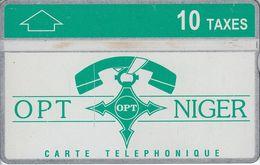 NGR-09 - Green & White - 511L - Niger