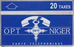 NGR-10 - White & Blue - 511L - Niger