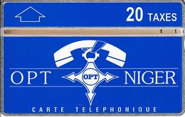 NGR-10a - Blue & White - 612L - Niger