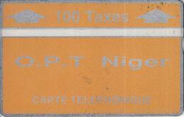NGR-08 - Yellow - 208B - Niger