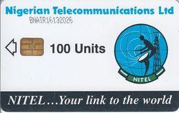 NGA-12 - Earth Station - Nigeria