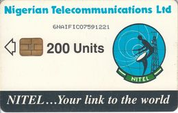 NGA-13 - Earth Station - Nigeria