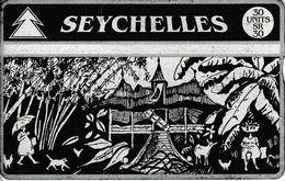 SEY-29 - Creol House - 408A - Seychelles