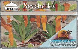 SEY-30 - Carnivorous Plant 1 - 422A - Seychelles