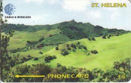 STH-26 - Peak View From Bates Branc - 325CSHA - St. Helena Island