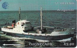 STH-12 - Aragonite Ship - 5CSGA - St. Helena Island