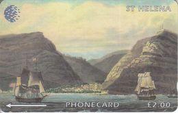 STH-15 - Jamestown - 117CSHE - St. Helena Island