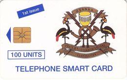 UGA-07 - Telecom's Logo - 1st Issue - Uganda