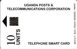 UGA-25 - White Card - Uganda