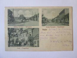 Romania/Reșița 1928 Mailed Postcard - Roemenië