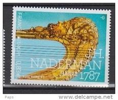 2013- 4860** HARPE DE J.H.NADERMAN - Unused Stamps