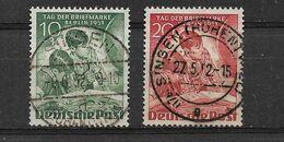 BERLIN  N° 66/67   OBLITERES - Gebraucht