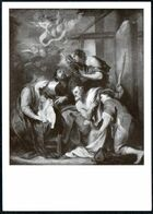 E0365 - TOP Van Dyck Künstlerkarte Weihnachten - Weihnachtskrippe Krippe - Verlag Fotostöckel - Illustrators & Photographers