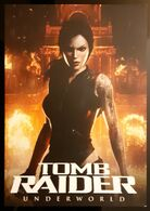Lara Croft Tomb Raider Carte Postale - Pubblicitari