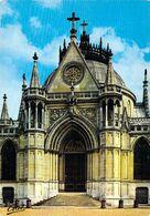 28 - Dreux - Chapelle Royale Saint Louis, Sépulture De La Famille D'Orléans - Dreux