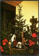 E0378 - TOP Glückwunschkarte Weihnachten - Weihnachtskrippe Krippe - Bildungsstätte Marienland Vallendar - Christmas