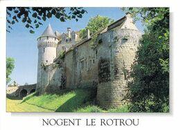 28 - Nogent Le Rotrou - Le Château Saint Jean - Nogent Le Rotrou