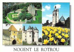 28 - Nogent Le Rotrou - Multivues - Nogent Le Rotrou