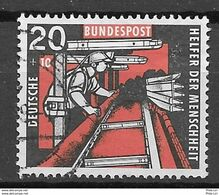 Germany/Bund Mi. Nr.: 272 Gestempelt (brg502) - Usati