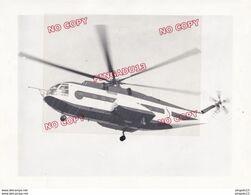 Au Plus Rapide Hélicoptère Super Puma Immatriculée F-WMHC Photo Sud Aviation Marignane - Luftfahrt