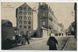 56 VANNES    La Rue Du Roulage - Vannes