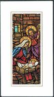 3618 - TOP Weihnachten Glückwunschkarte - Weihnachtskrippe Krippe - Klappkarte - Holidays & Celebrations
