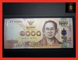 THAILAND 1.000 1000 Baht  2017 P. 134 *COMMEMORATIVE*  UNC - Thailand