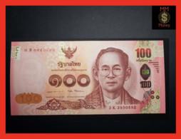 THAILAND 100 Baht 2017 P. 132 *COMMEMORATIVE*  UNC - Thailand