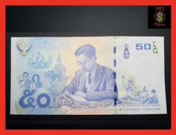 THAILAND 50 Baht 2017 P. 131 *COMMEMORATIVE*  UNC - Thailand