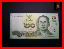 THAILAND 20 Baht 2017 P. 130 *COMMEMORATIVE*  UNC - Thailand