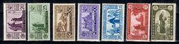 Italie YT N° 273/279 Neufs ** MNH. TB. A Saisir! - 1900-44 Victor Emmanuel III