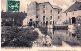 36 - Indre - ARGENTON Sur CREUSE - Moulin Sur La Creuse - Andere Gemeenten