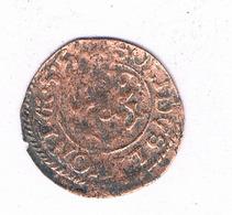 SCHILLING  1655 COURTLAND  LETLAND /7160/ - Lettonie