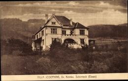 CPA Schirmeck Elsass Bas Rhin, Villa Josephine - Frankreich