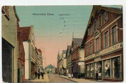 DC3627- AK Blumenthal Hann. Langestrasse Gebrüder Isselbächer - Herzberg