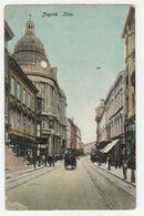 Zagreb, Ilica Old Postcard Posted 1916 Feldpost B200907 - Croatia